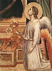 Giotto Ognissanti Madonna [detail 2] painting